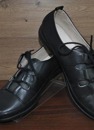 Туфли женские из натуральной кожи remonte d1930-01.оригинал!!!