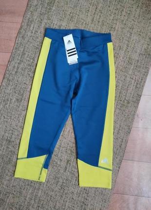 Спортивні бриджі, капрі, лосини від adidas, ay4317