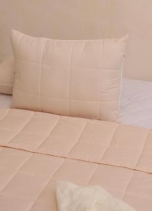 Літнє одіяло, ковдра, подушки