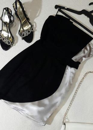 Платье бюстье размер м