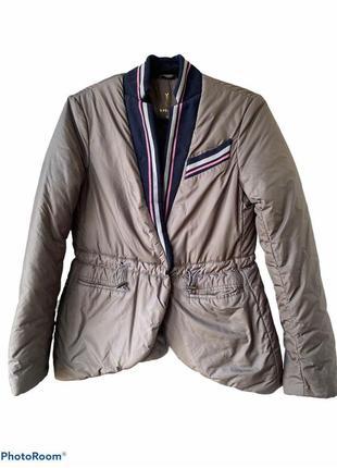 Куртка демисезонная s- peach