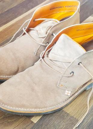 Ботинки superdry