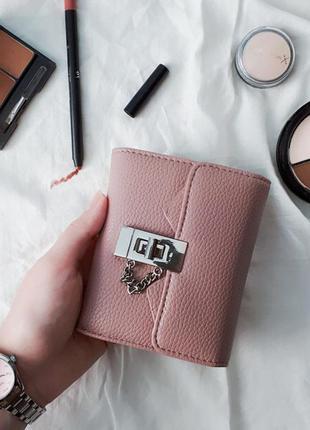 Стильный мини кошелёк)
