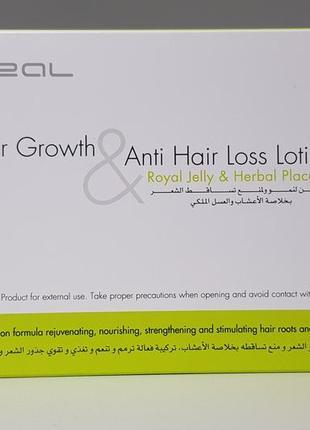 Итальянские лечебные ампулы против выпадения и для роста волос