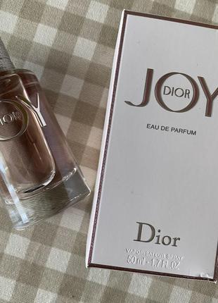 Dior joy by dior парфюмированная вода