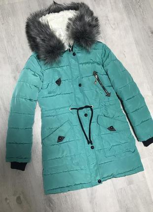 Зимняя куртка, парка, пуховик
