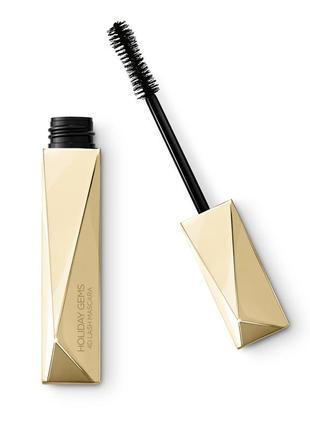 Тушь holiday gems 4d lash mascara kiko milano