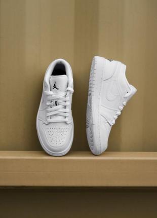 Jordan 1 кроссовки кросівки 36,37,38,39,40 кожаные