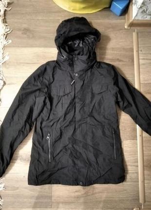 Непродуваемая куртка, ветровка, непромокаемая ветровка, рост 160, didriksons
