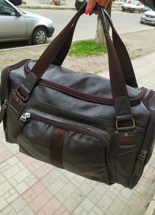 Дорожная сумка / спортивная сумка / мужская сумка