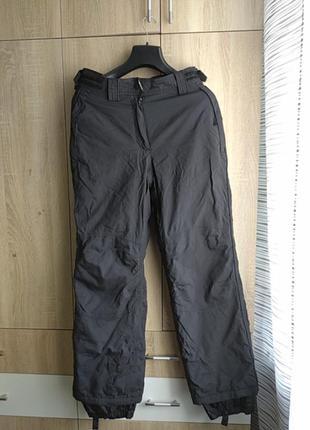 Термо лыжные штаны комбинезон л-хл