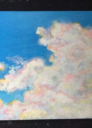 Картина акриловые краски