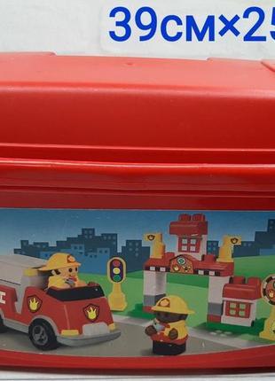 Органайзер для игрушек кейс чемодан