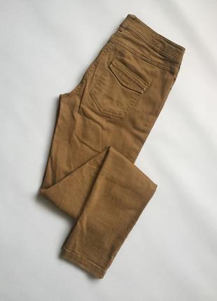 Штани коричневі
