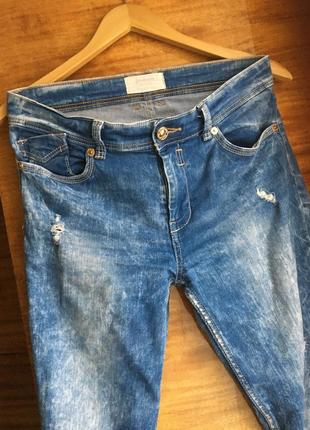 Очень красивые стильные летние джинсы тренд 2021