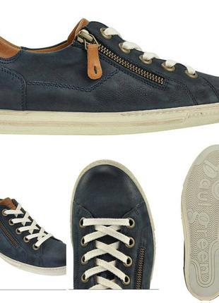 Туфли кожаные paul green (24.5см.)