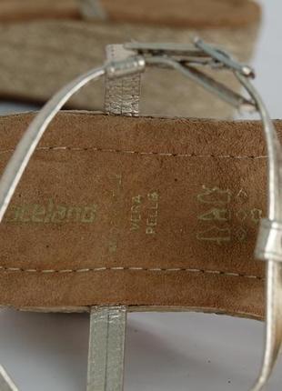 Босоножки graceland4 фото