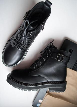 Удобные и практичные ботинки на каждый день