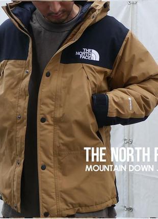 Тепла зимова куртка-пуховик