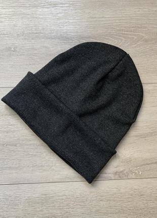 Цвет 🔥🔥🤩мужская /женская шапка в рубчик