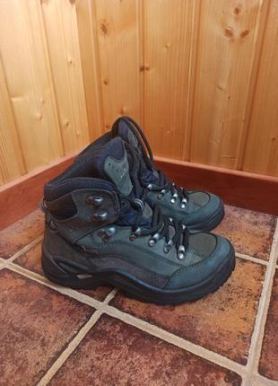 Треккинговые ботинки lowa 36 размер