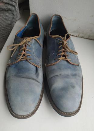 Туфли мужские 43 -44 размер 28,5 см стелька