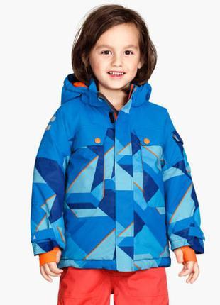Куртка зимняя термо h&m