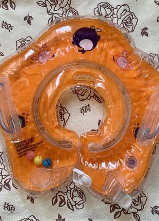Круг воротник для купания младенцев