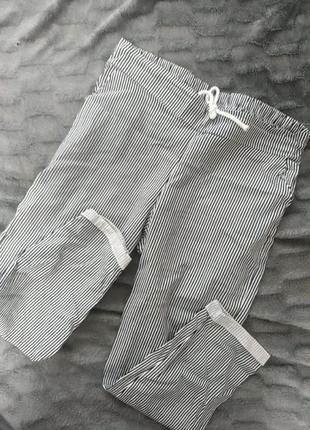 Штаны легкие на лето