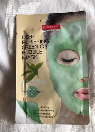 Bubblе mask глубоко очищающая маска для лица