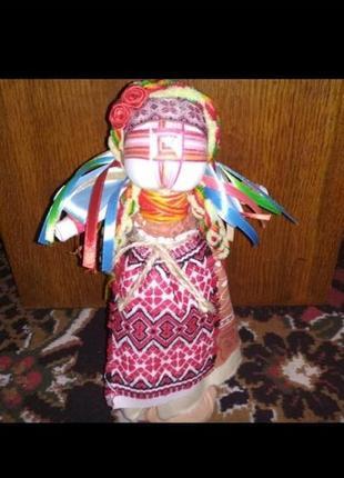Лялька-мотанка кукла-мотанка