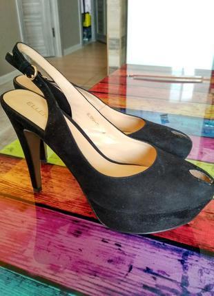 Туфли фирмы еllenka, размер 38
