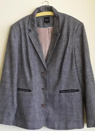 Брендовый женский пиджак немецкой фирмы bonita, оригинал, новый,сток