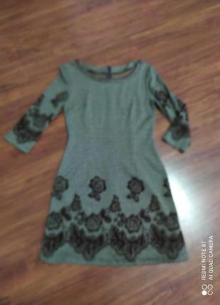 Плаття трикотаж