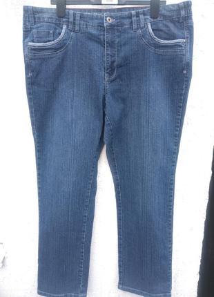 Стрейчевые джинсы c&a