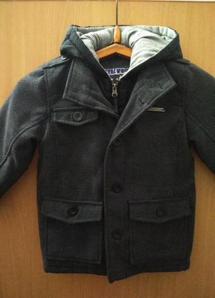 Демісезонне куртка-пальто