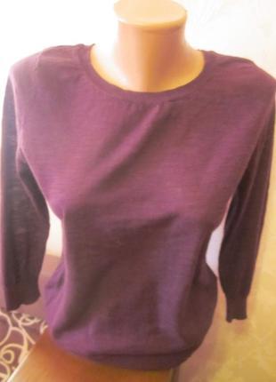 Легкий свитер h&m размер xs