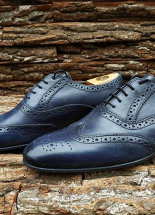 Броги next 44 размер туфли оксфорды