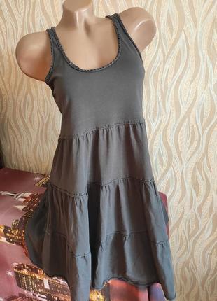 Классный летний сарафан , платье