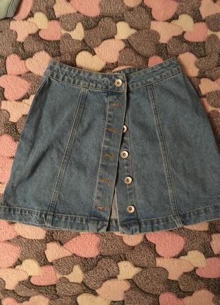 Очень крутая юбка new look