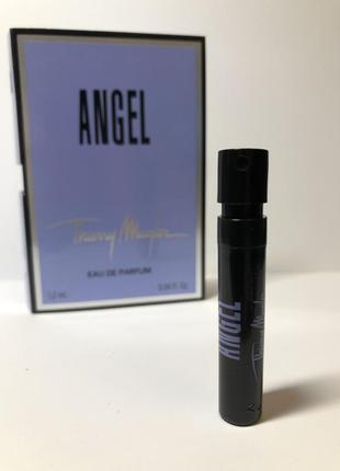Пробник mugler angel, 1,2 ml