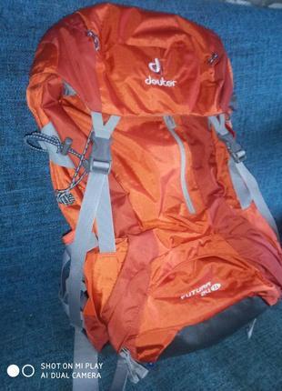 Deuter. futura 24.туристический новый рюкзак.