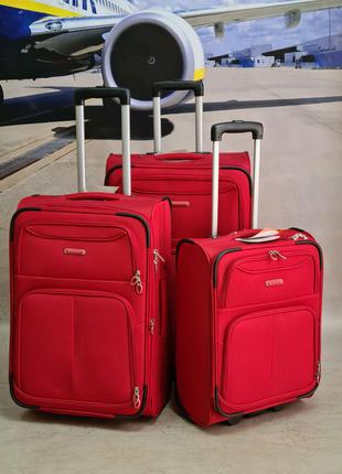 Самый легкий чемодан madisson 85103 france