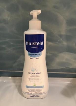 Mustela лосьон молочко крем для детей мустела