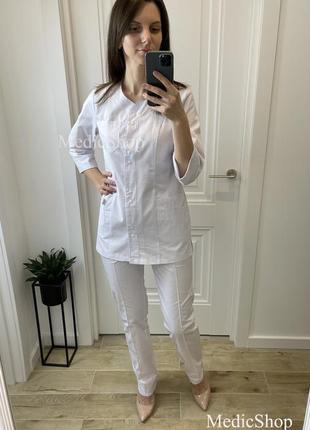 Медичний одяг, медицинский костюм, медицинская форма, медицинская одежда
