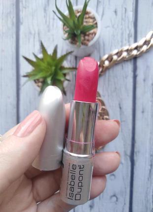 Помада для губ isabelle dupont extra lux lipstick тон ex20