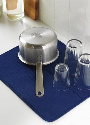 Коврик для сушки посуды ikea