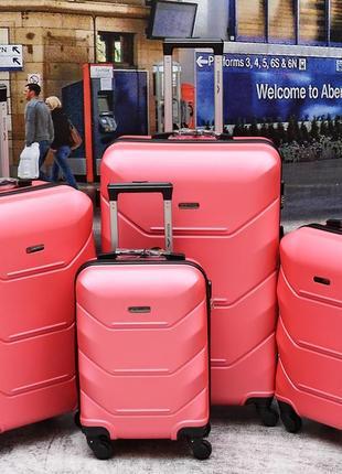 Чемодан wings польша ,валіза ,дорожная сумка ,чемодан на колёсах