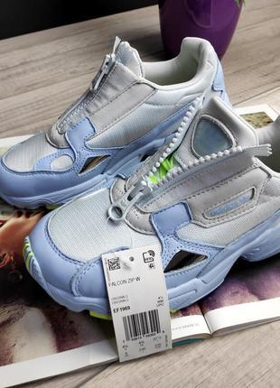Супер кроссовки adidas falcon zip ef1969 оригинал 39,40р