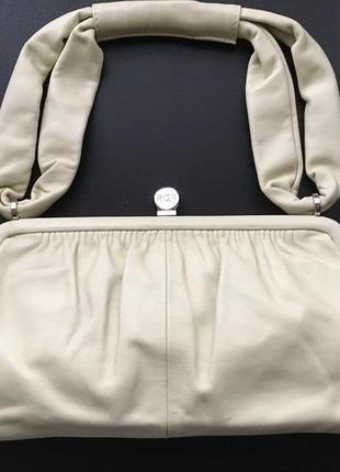 Ридикюль сумочка пельмень клатч ri2k кожа by john richmond